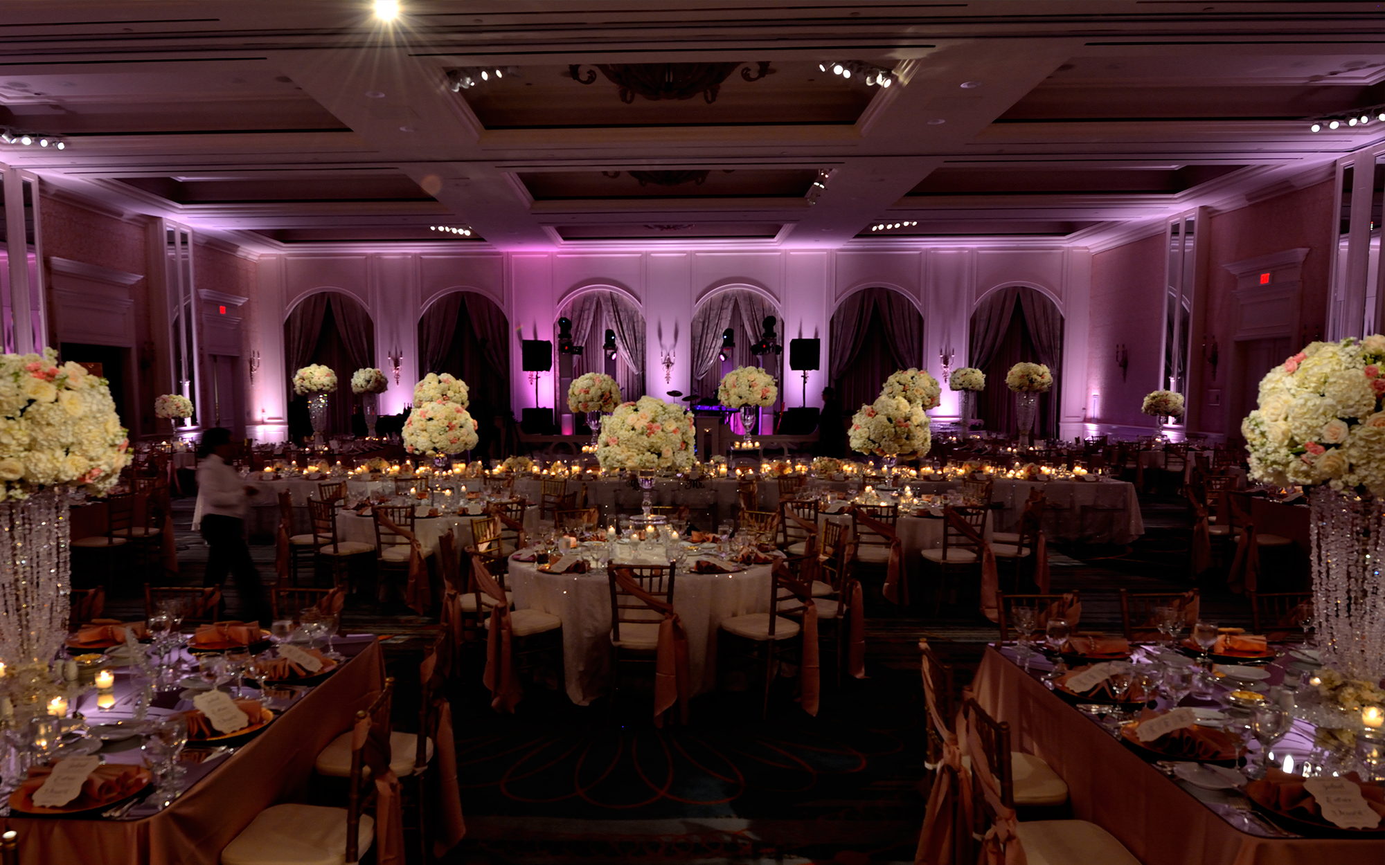 Decor Lighting at The Four Seasons Las Colinas
